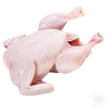 Chicken-broiler Carcass is Small Chilled - buy, prices for Auchan - image 1