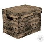 Ящик д/хранения Global-Pak Дерево карт 34х25х26см шт