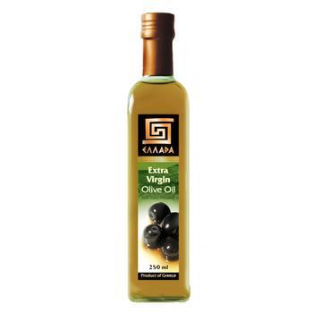 Ellada Extra Virgin Olive Oil 0,25l - buy, prices for CityMarket - photo 1