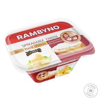 Сыр плавленый Rombino с сыром Джюгас 50% 175г