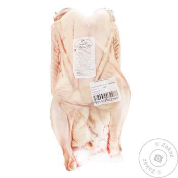 Тушка гуся охлажденная весовая - купить, цены на Ашан - фото 1