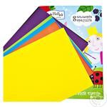 Pero Ben & Holly's Little Kingdom Colored Paper Set 8 Colors