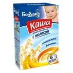 Каша Беллакт молоко с 6 месяцев 250г