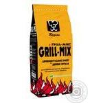 Вугілля деревне Grill-Mix Регіон 2,5кг - купити, ціни на МегаМаркет - фото 1