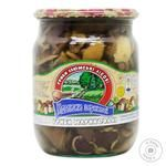 Gryby Izumski Lisovi Marinated Suillus Mushrooms 500g