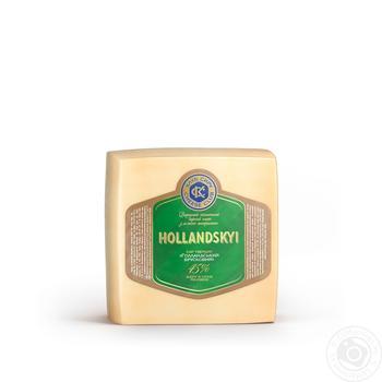 Сыр Клуб Сыра Голландский 45% - купить, цены на Novus - фото 1