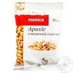Арахіс Marka Promo смажений солоний 100г - купити, ціни на Ашан - фото 1