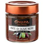 Cinquina Pate with Olives 200g