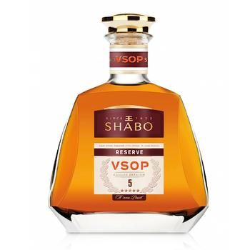 Shabo Reserve Cognac 5 stars 0,5l - buy, prices for Furshet - image 1
