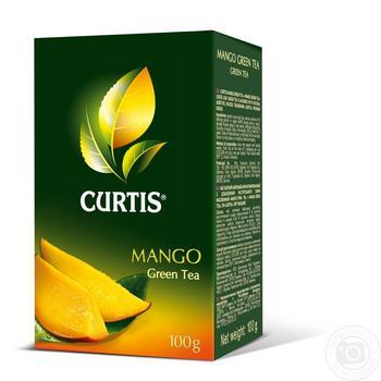 Чай зеленый Curtis Mango Green 100г