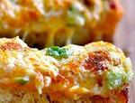 Сырные хлебцы