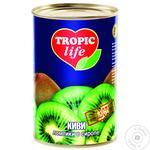 Киви Tropic Life ломтики в сиропе 425г