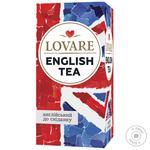 Чай Lovare Английский завтрак черный 24 пакетика