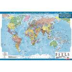 Политическая карта мира 1:35млн