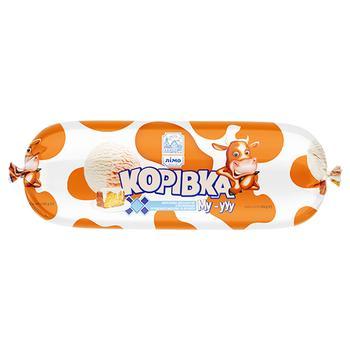 Морозиво Лімо Корівка Му-ууу зі згущеним молоком та бісквітом 500г