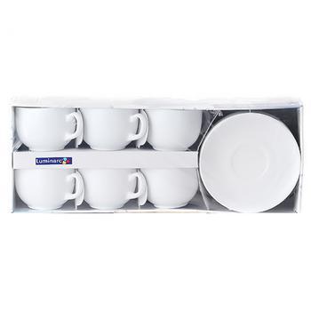 Набор чайный Luminarc Diwali 220мл 12 предметов - купить, цены на Восторг - фото 2