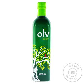Aesa Bio Olv Virgen Extra Organic Olive Oil 750ml - buy, prices for CityMarket - photo 1