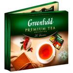 Набор чая Greenfield Premium Tea Collection 24 вида чая в пакетиках 96*1,75г