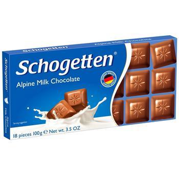 Schogetten milk chocolate 100g