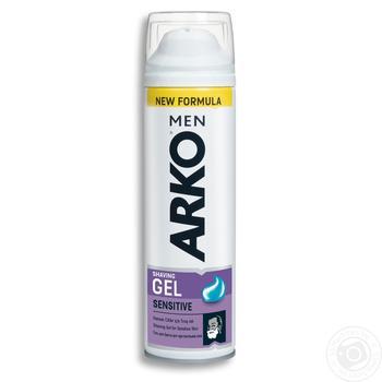 Arko Refreshing For Shaving Gel - buy, prices for Novus - image 1