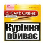 Сигари Cafe Creme filter tip origin