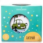 Набор детской посуды Limited Edition Funny Car 3шт