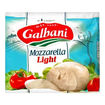 Сир Galbani Моцарела Санта Лючія лайт 28% 125г