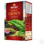 Mayskiy Royal Crown black tea 180g