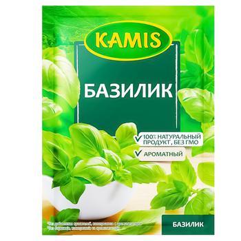 Приправа Kamis Базилік 10г - купити, ціни на Таврія В - фото 1