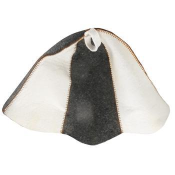 Шапка для сауни Комбінована - купити, ціни на Ашан - фото 1