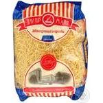 Pasta vermicelli Dnipromlyn 900g Ukraine