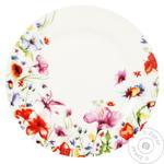 Keramia Wildflowers Plate 23cm
