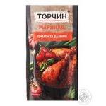 Маринад Торчин Томати і базилік 160г - купити, ціни на Novus - фото 1