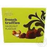 Конфеты Chocmod Truffettes de France трюфельные со вкусом лесных орехов 200г