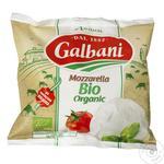 Сир Galbani Mozzarella Bio Organic 125г х55