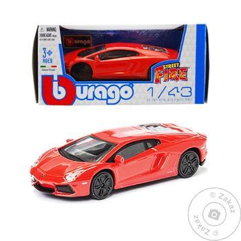 Автомоделі Bburago 1:43 в асортименті