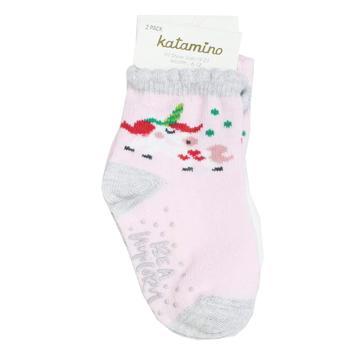 Шкарпетки Katamino для дівчаток 12-18м - купити, ціни на Таврія В - фото 1