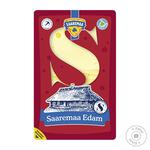 Сыр Saaremaa Эдам без лактозы и глютена 24% 150г