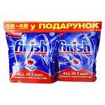 Means Finish for the dishwasher 96pcs Poland