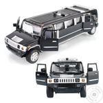 Игрушка автомодель Techno Park лимузин черный
