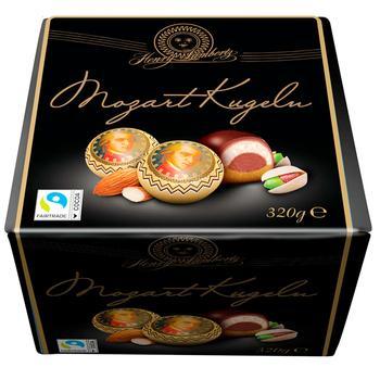 Конфеты Lambertz Mozartkugeln шоколадные 320г