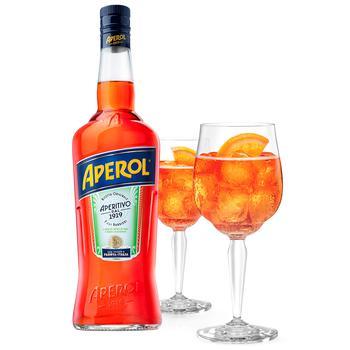 Аперитив Aperol Aperetivo 1л - купити, ціни на Ашан - фото 2
