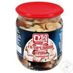 Subota Pickled Whole Mushrooms 500g