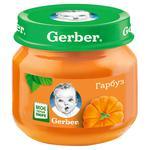 Gerber Pumpkin Puree 80g
