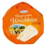 Coburger Bavarian piquant soft cheese 150g