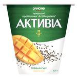 Бифидойогурт Activia манго-чиа 2,5% 260г