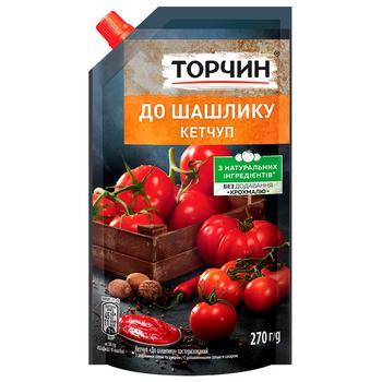 TORCHYN® Do Shashlyku Ketchup 270g - buy, prices for Metro - photo 1