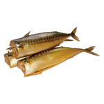 Fish atlantic mackerel cold-smoked