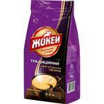 Кофе Жокей Традиционный тонкий помол натуральный молотый среднеобжаренный 100г Россия