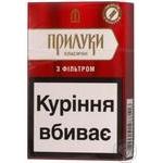 Цигарки Прилуки Особливі Класичні